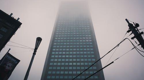 光, 城市, 塔, 壞心情 的 免費圖庫相片