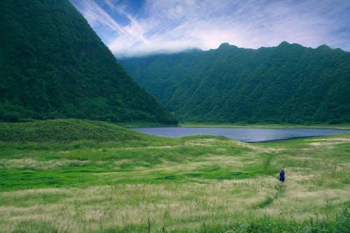 Foto profissional grátis de caminhar, montanhas