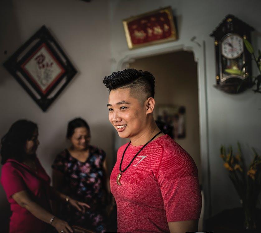 おとこ, アジア人, アジア人の少年