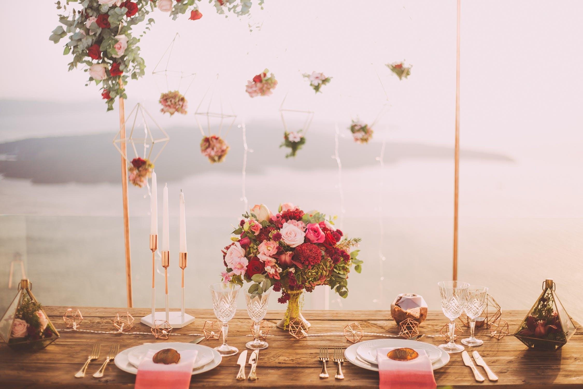 wedding planning decorations