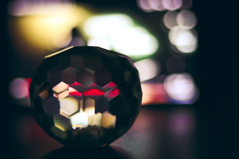 Free stock photo of blue, bokeh, light, lights