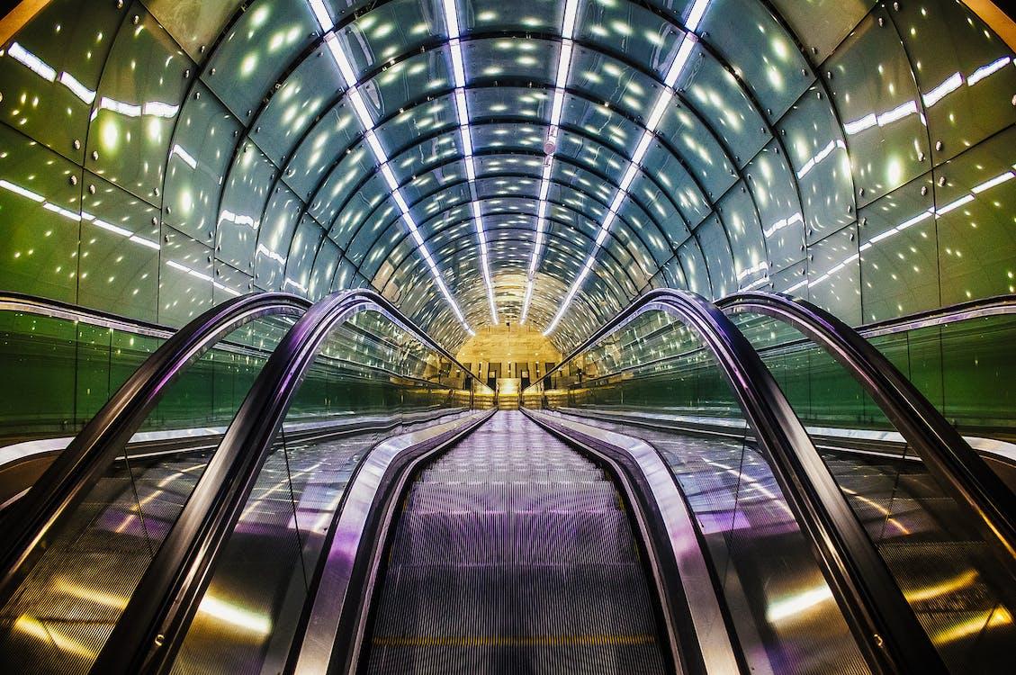 architektur, architekturdesign, beleuchtung