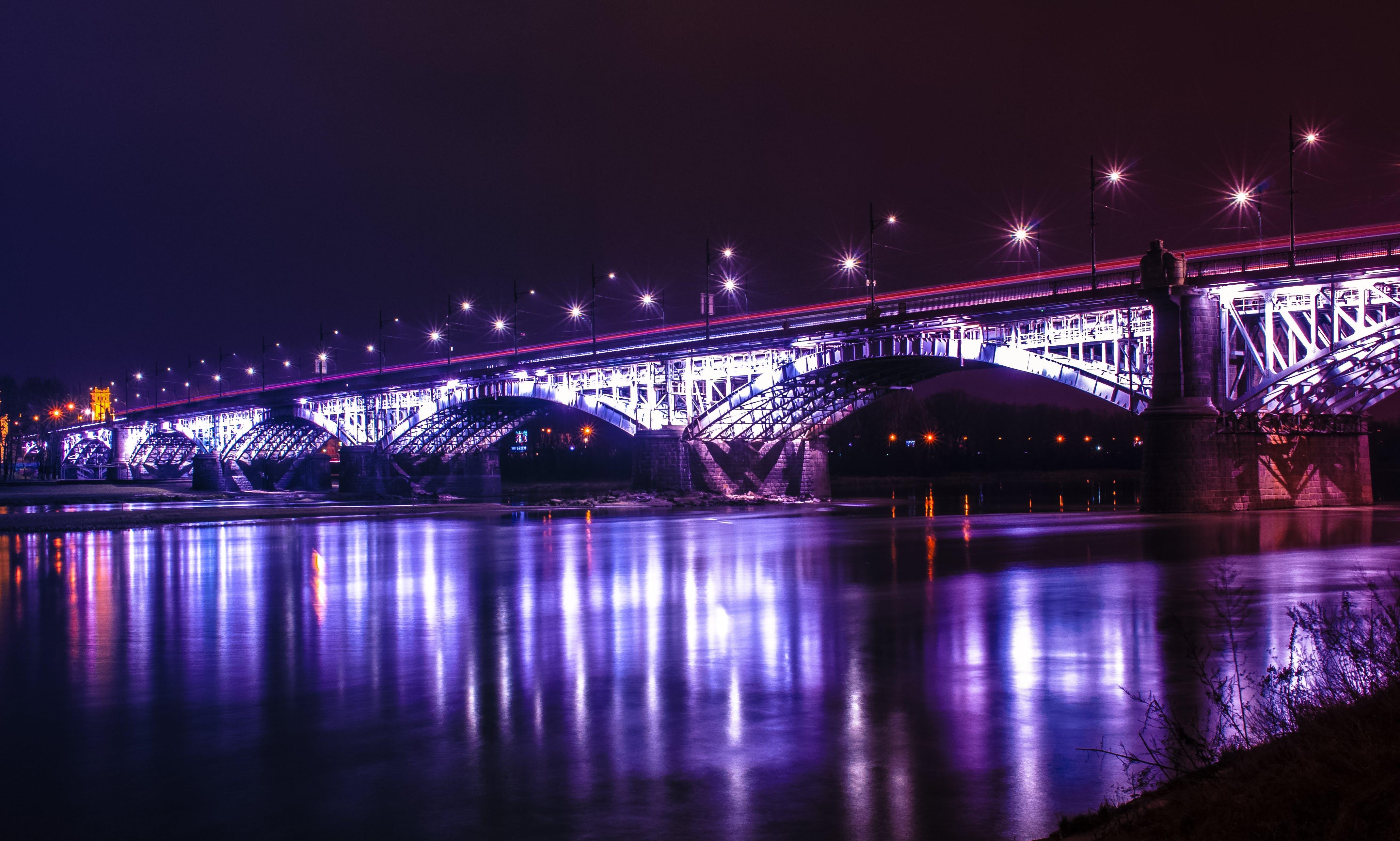 Architectural Photo of Bridge