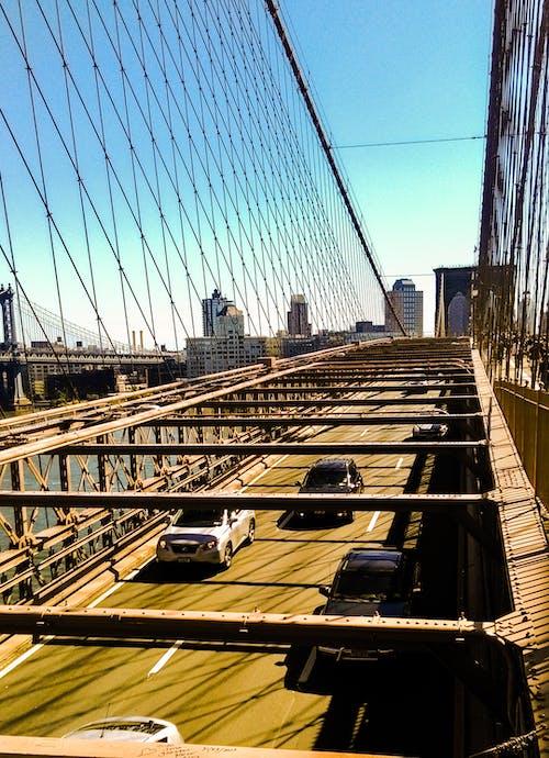 Ingyenes stockfotó brooklyn, Brooklyn híd, New York, New York City témában