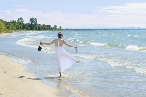 Photos gratuites de amusement, bord de mer, détente, eau