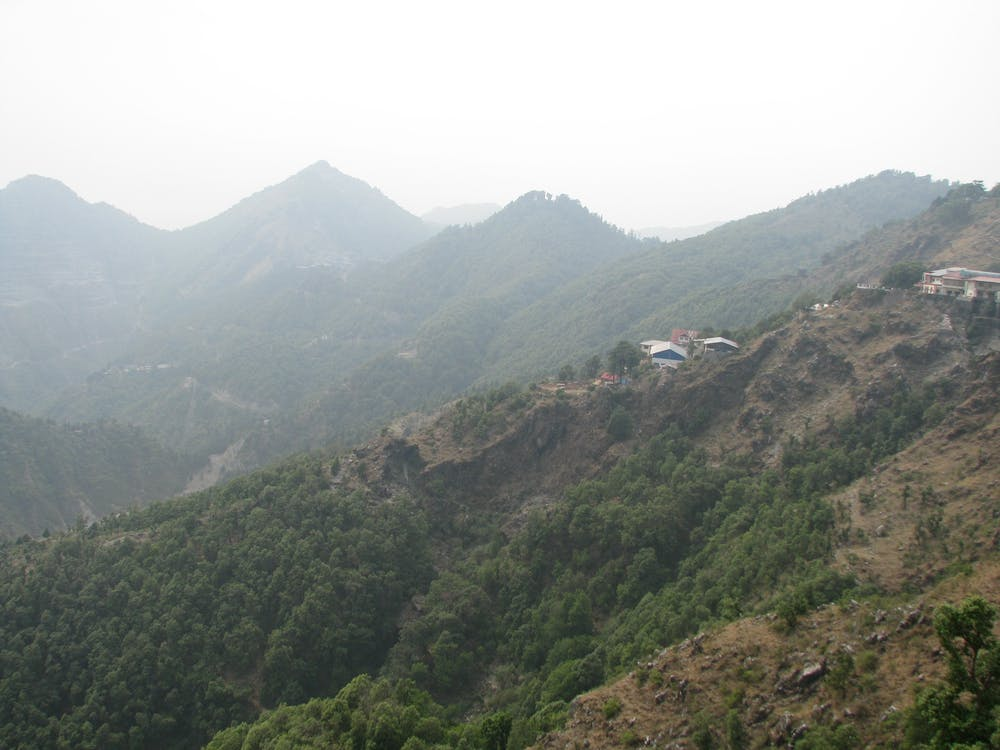 Free stock photo of india, Mussoorie