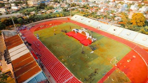 サッカースタジアム, シティ, スタジアム, ステージの無料の写真素材