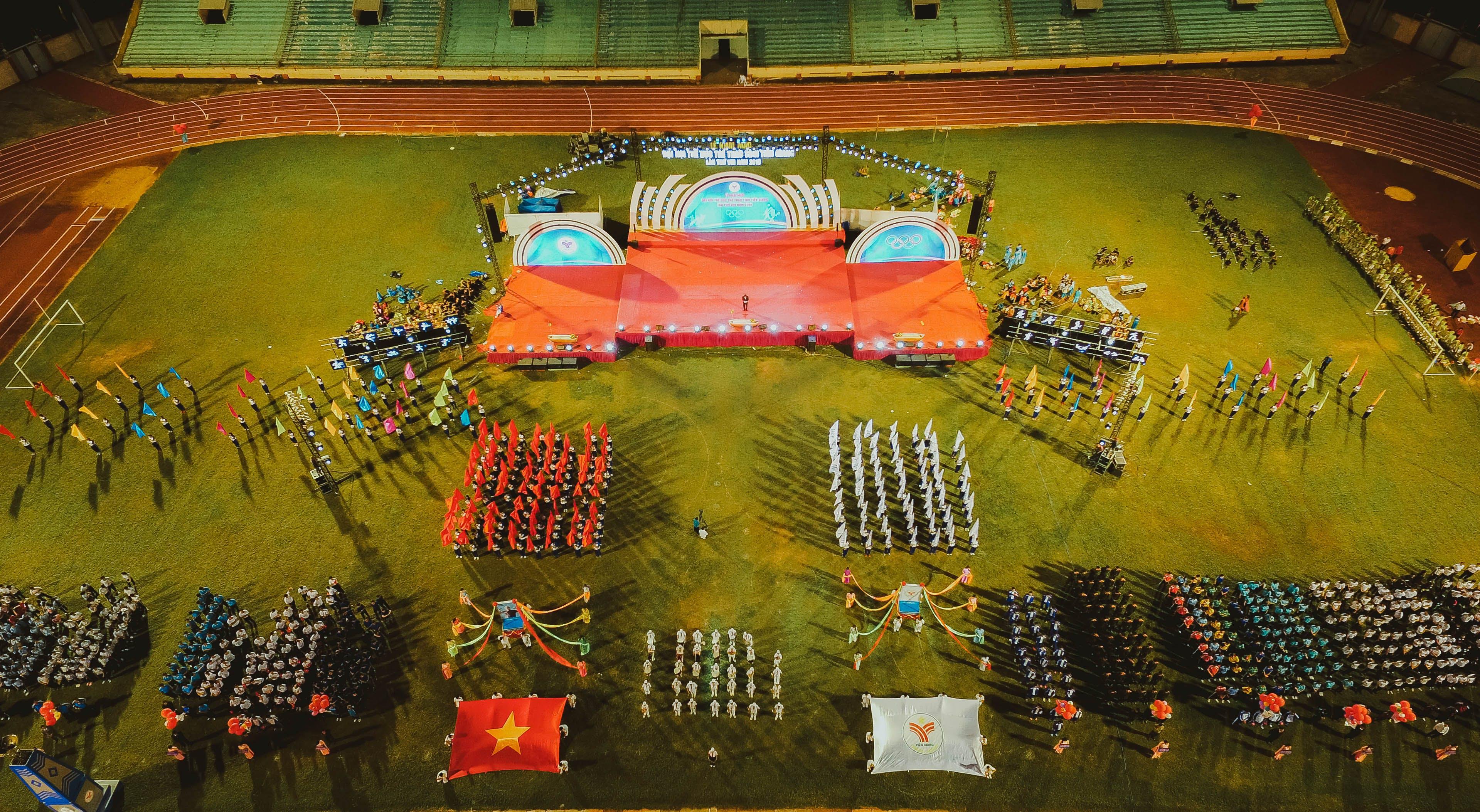 Ceremonial Event