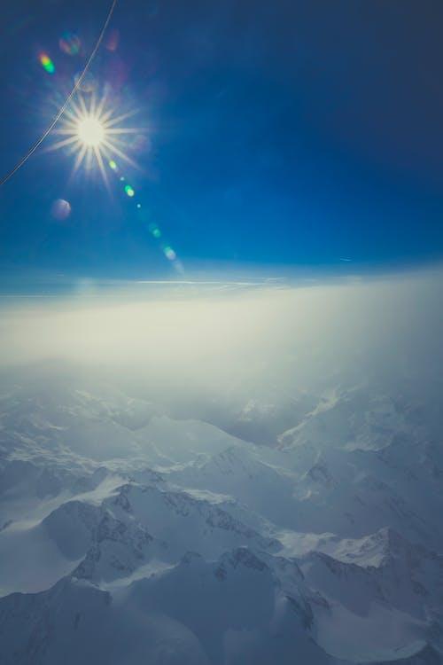 冬季, 天性, 天空 的 免費圖庫相片