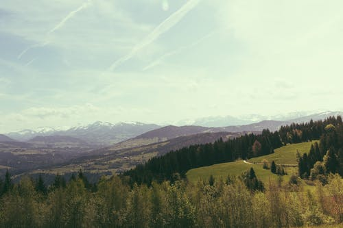 Free stock photo of clouds, landscape, mountain range, mountains