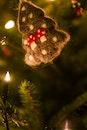 decoration, macro, christmas tree