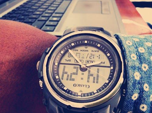 Free stock photo of friend s watch
