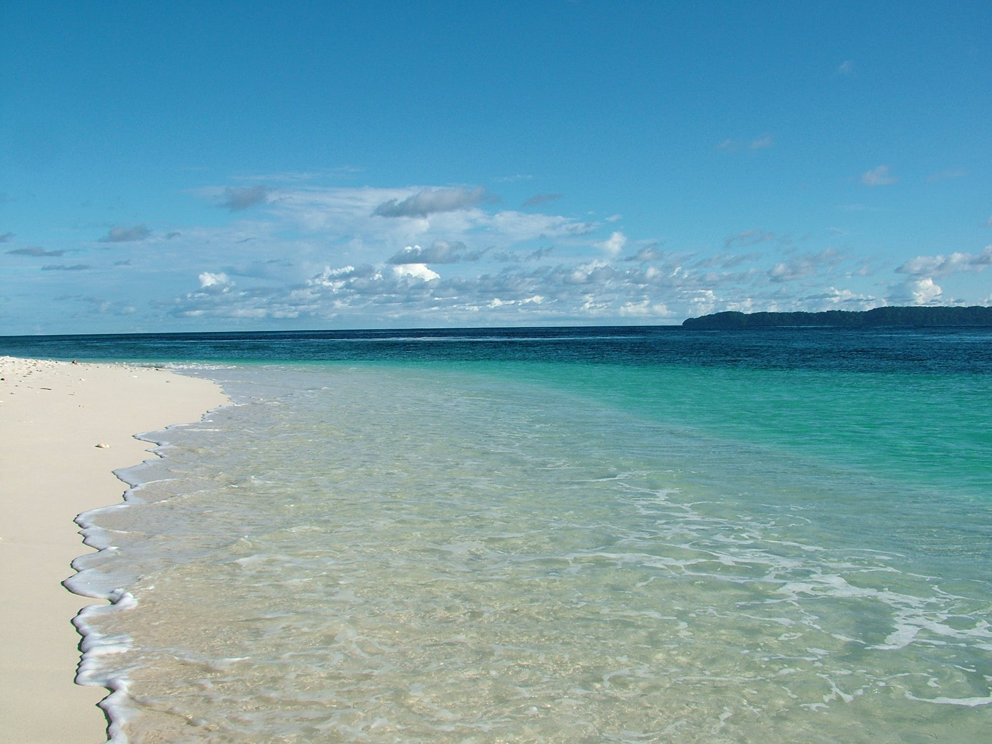 Free stock photo of beach, blue waters