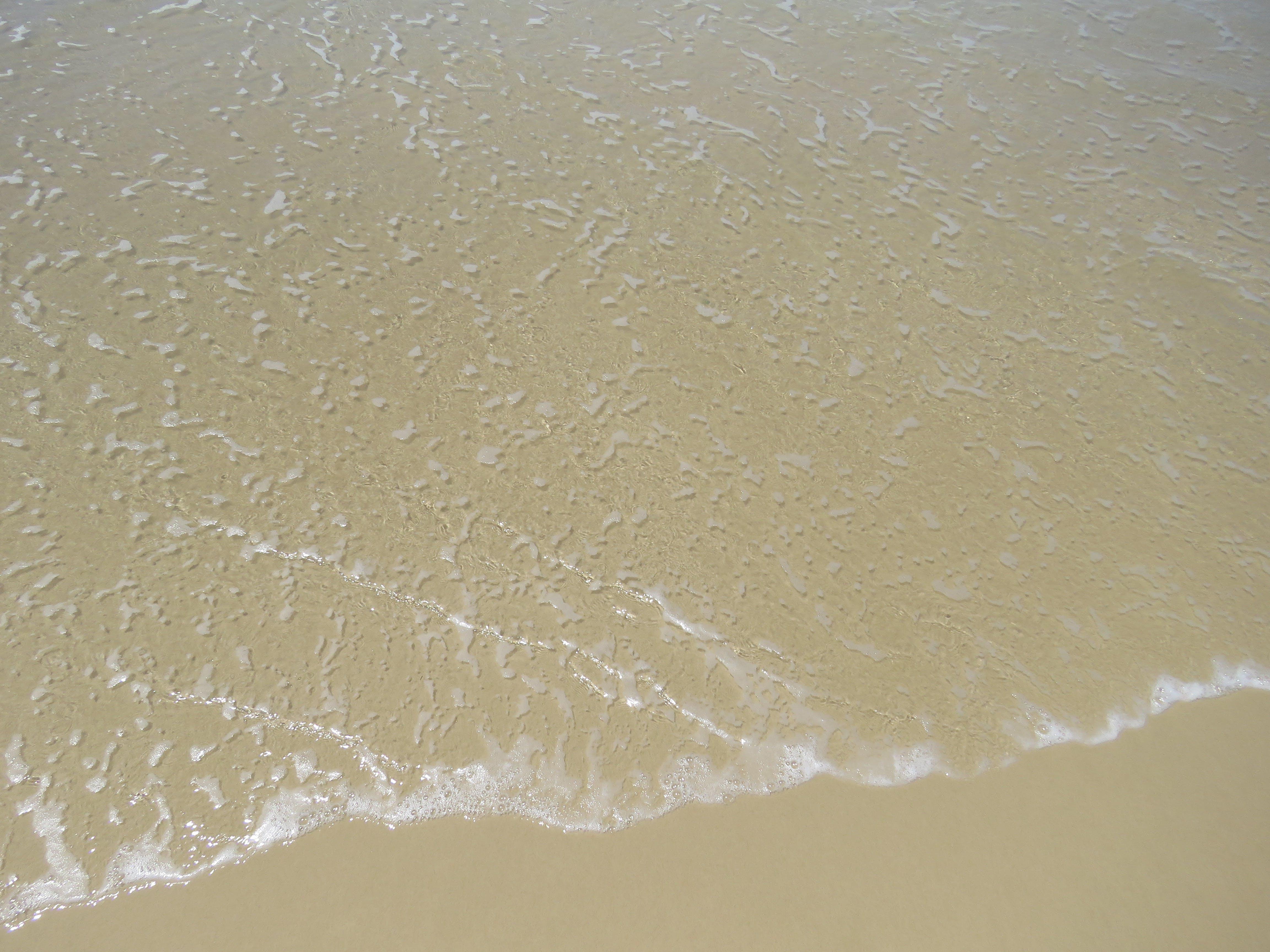 Free stock photo of beach sand