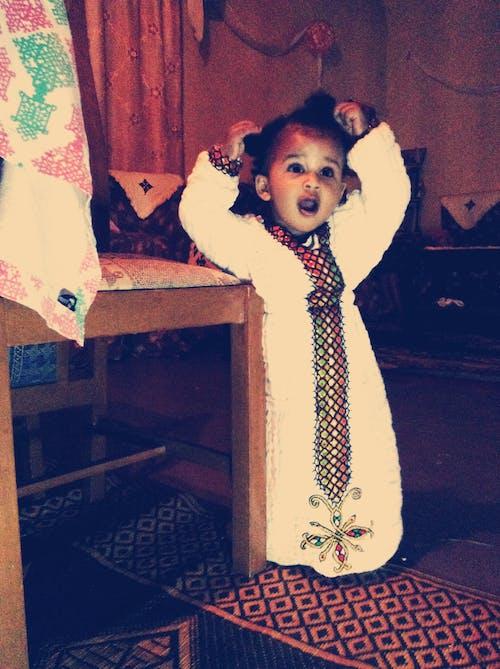 Free stock photo of adorable kid 2