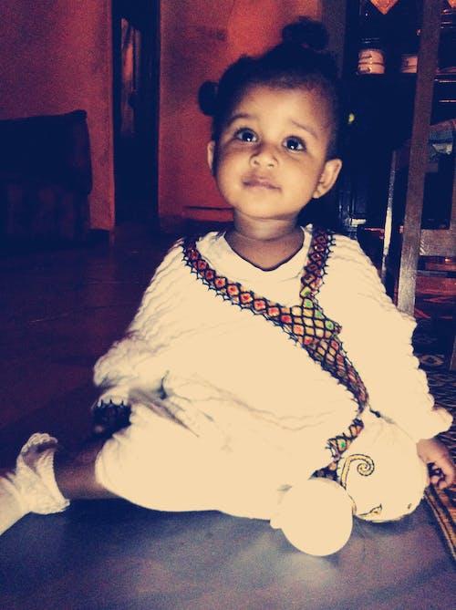 Free stock photo of adorable kid 1