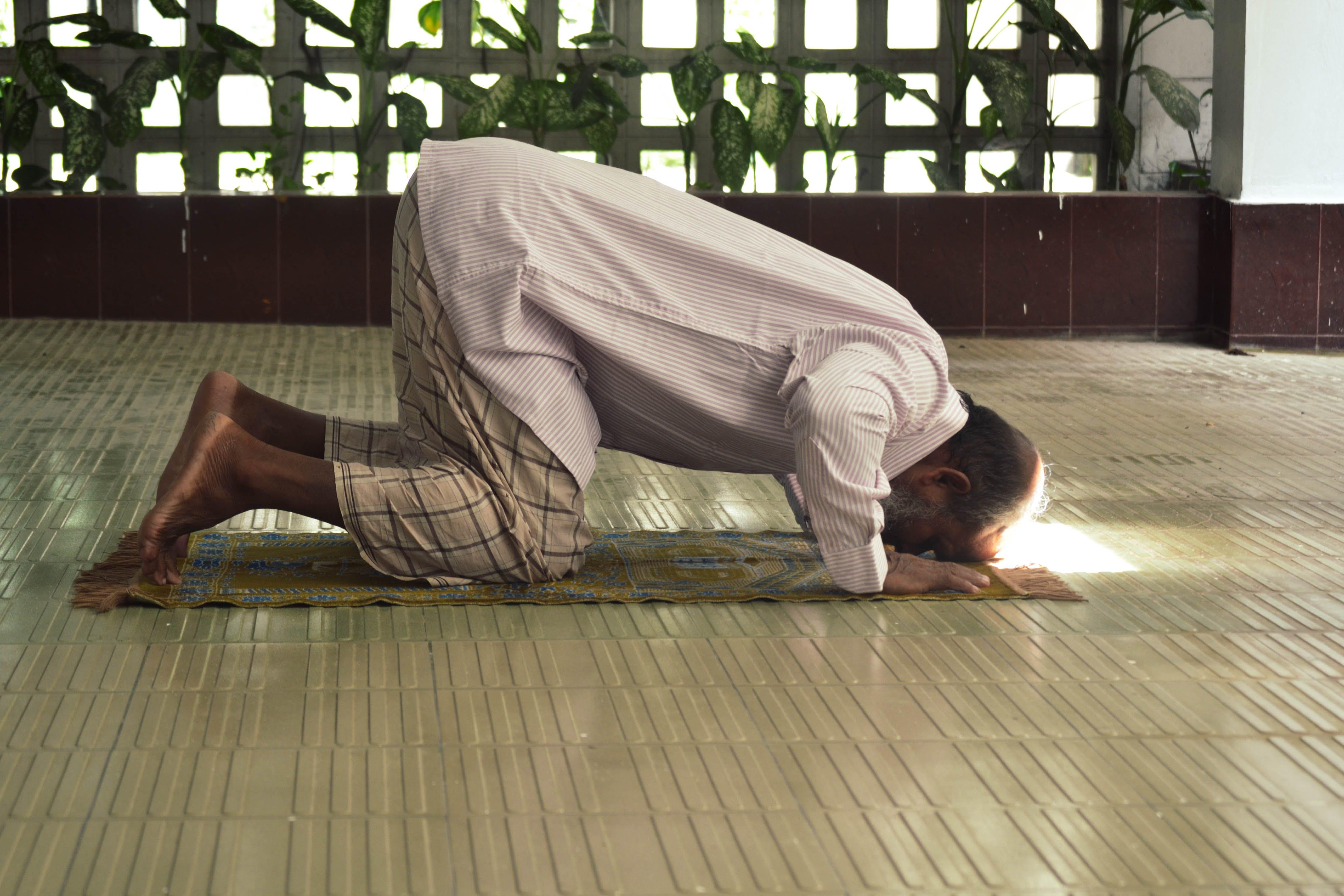 Kostenloses Stock Foto zu beten, gebet, islam