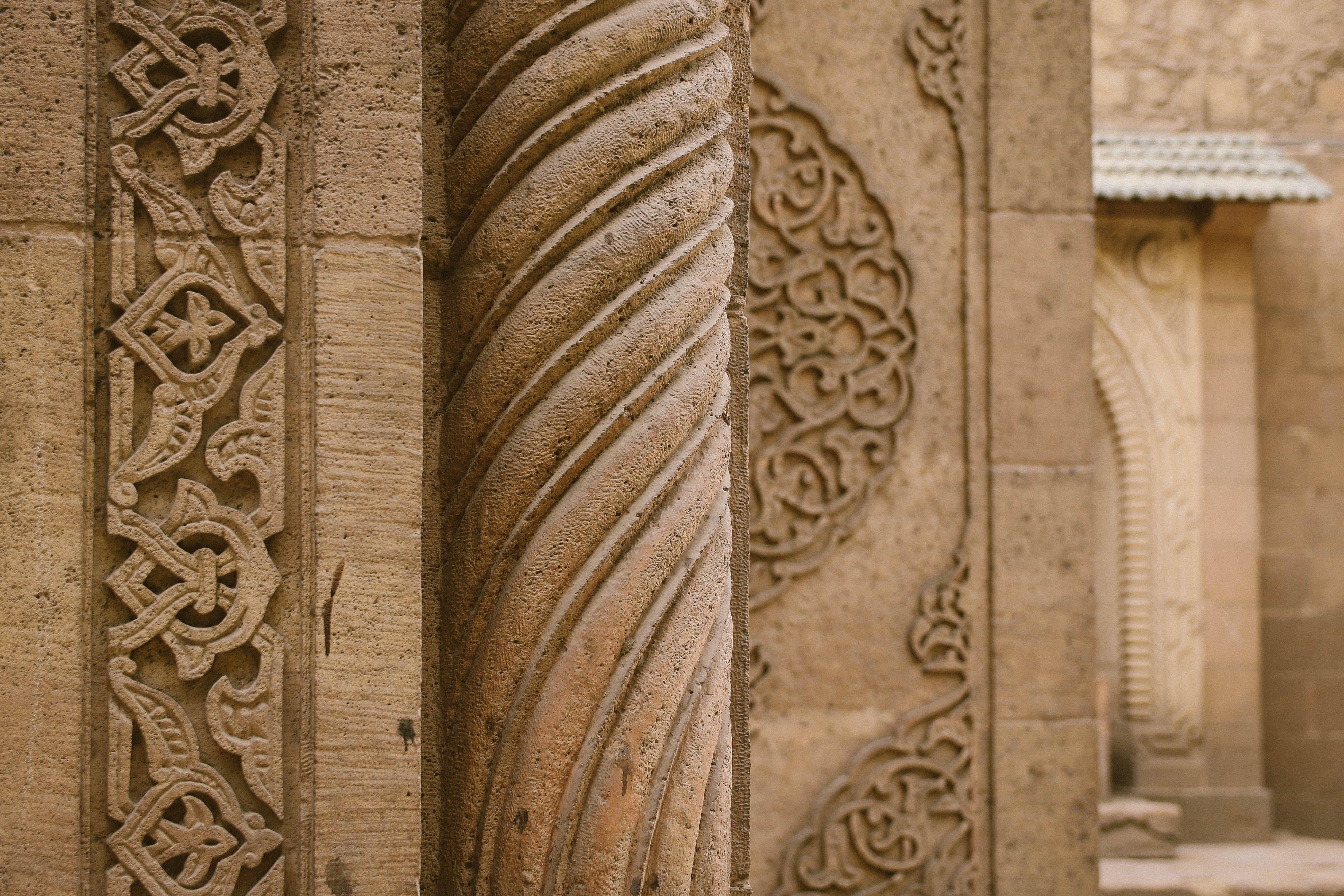 abide, Antik, arka fon, bina içeren Ücretsiz stok fotoğraf