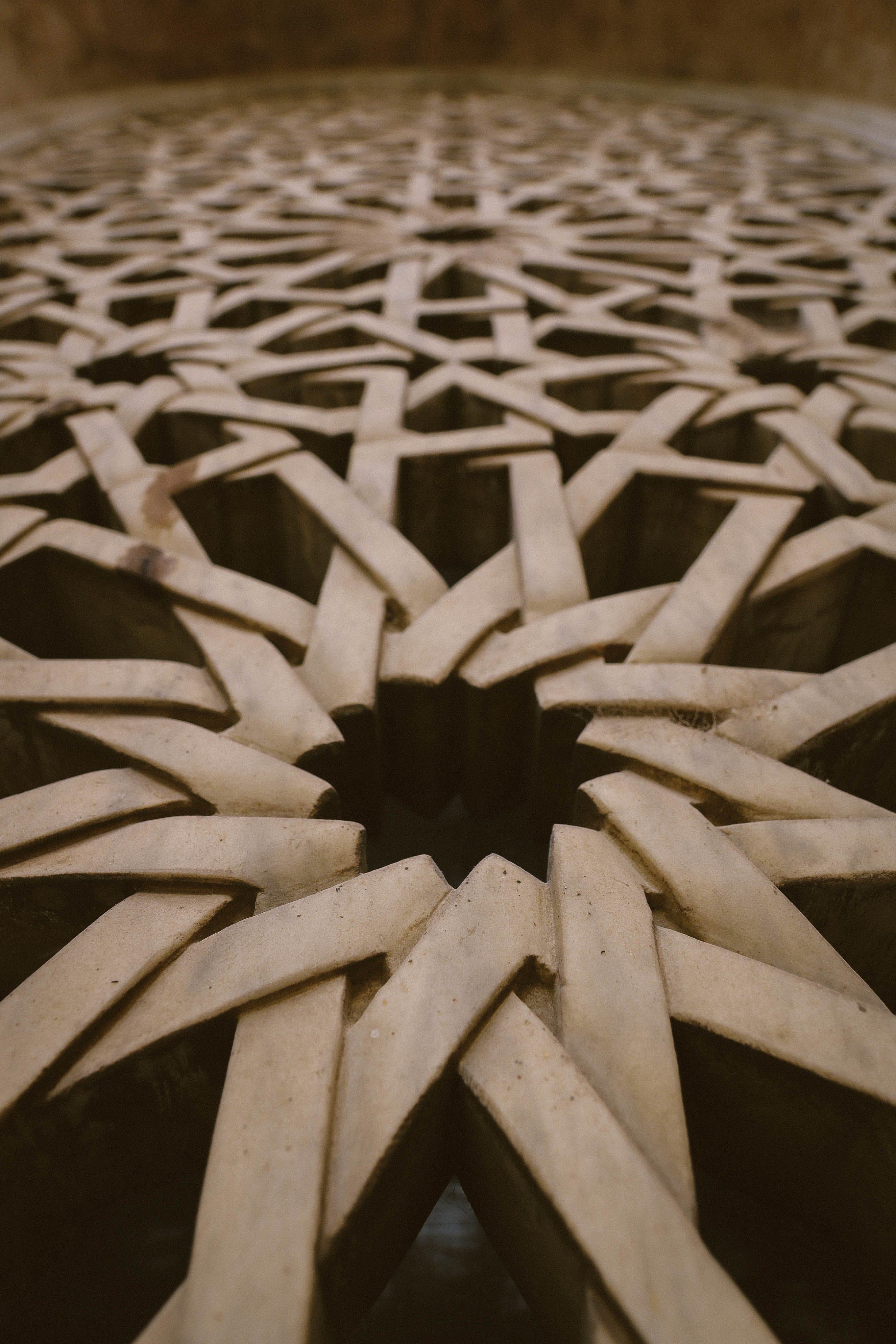 Free stock photo of architecture, cairo, focus, geometric motif