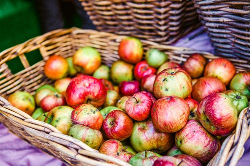 Photo of Red and Green Apples