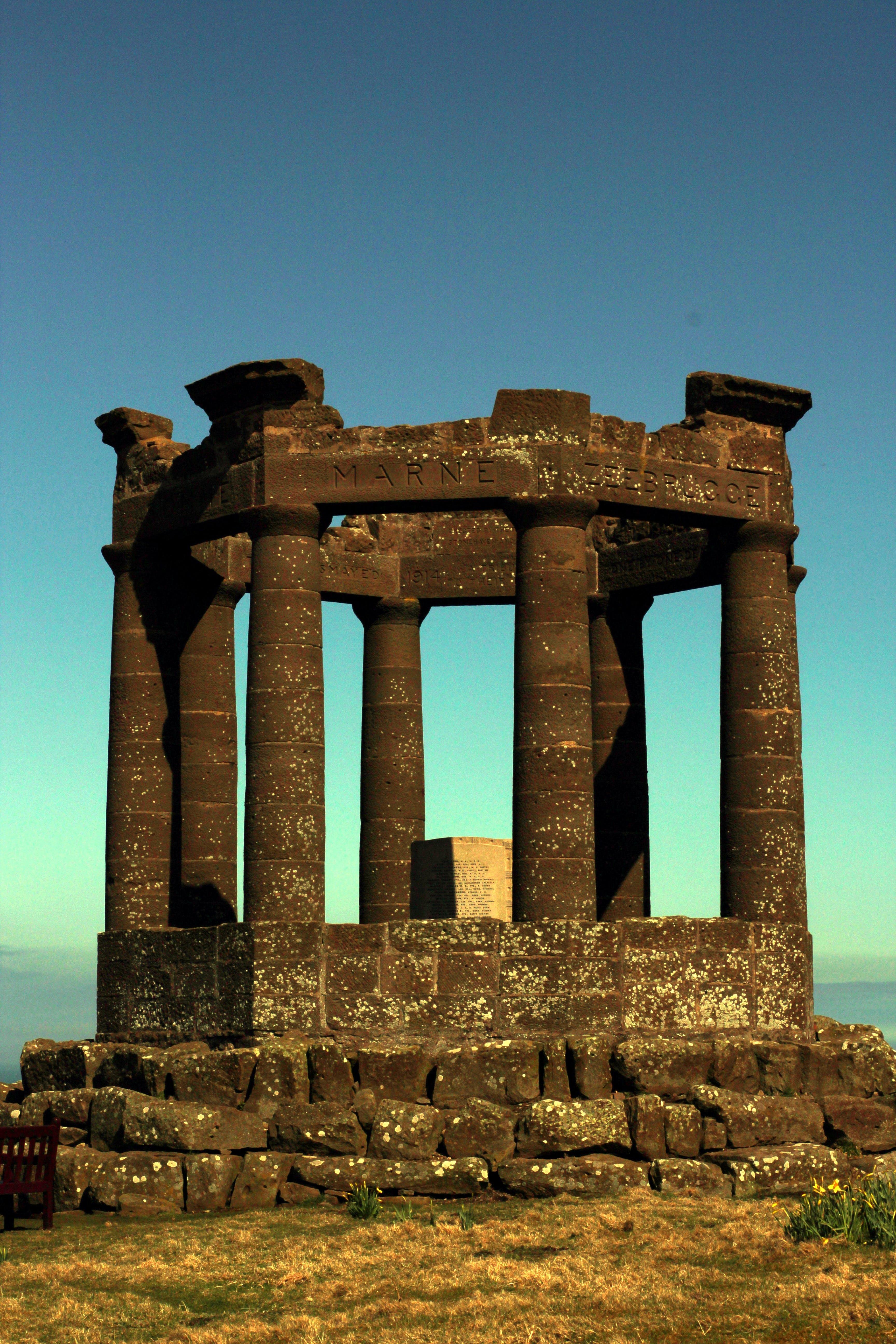 Gratis lagerfoto af antik, arkitektur, arkæologi, bygning