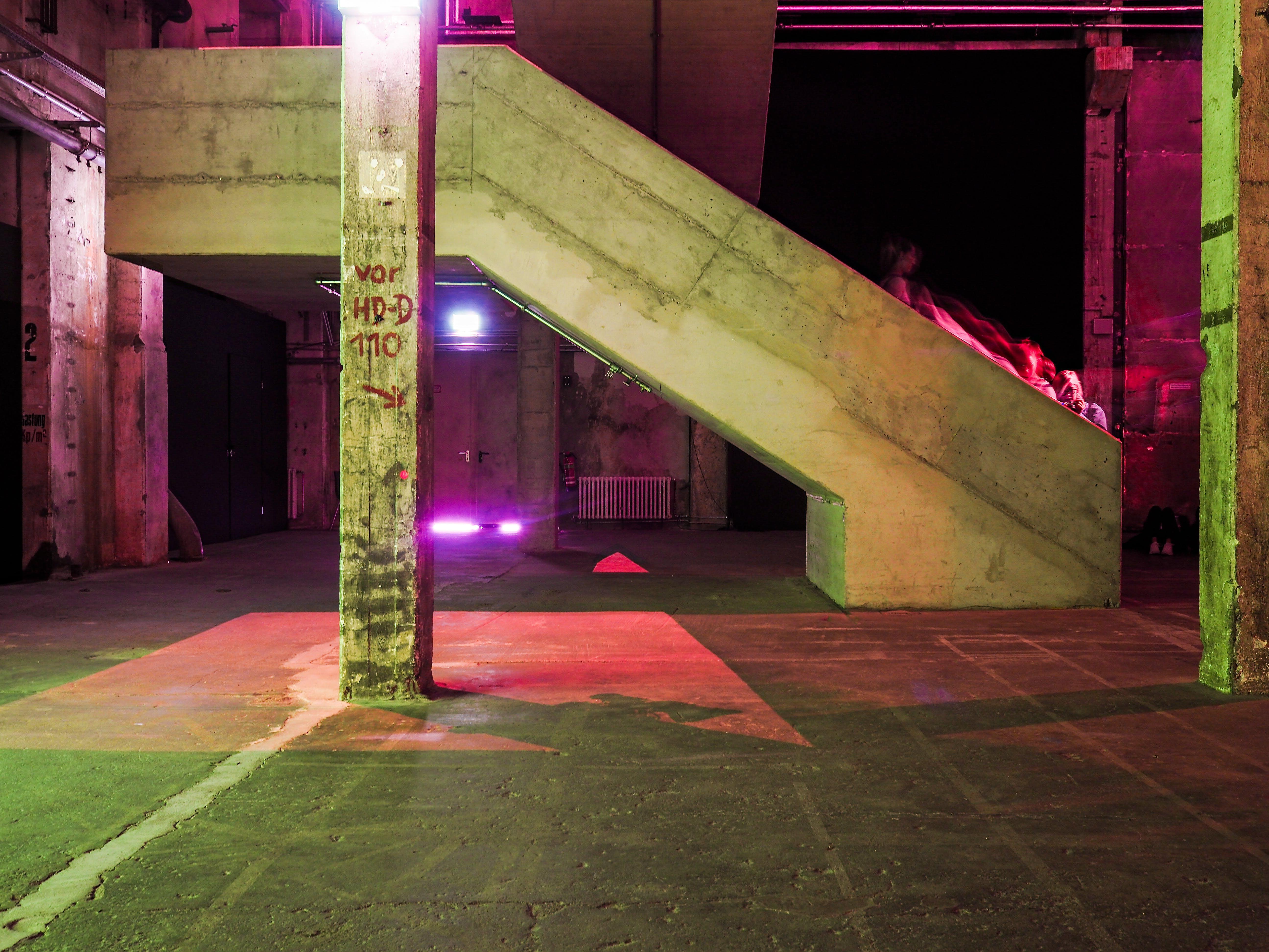 Foto stok gratis Arsitektur, bagian dalam, bangunan, beton