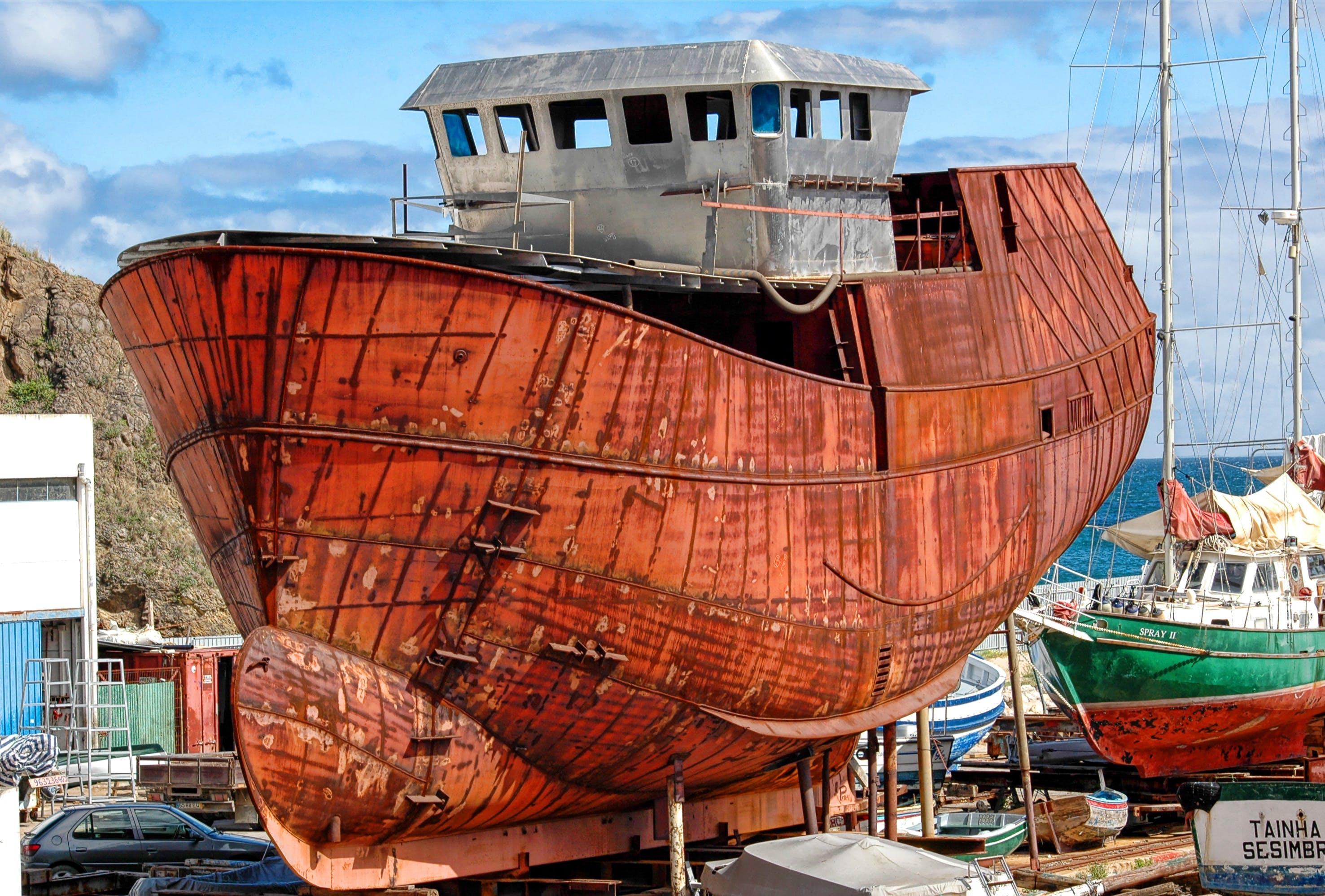 Free stock photo of Ark of Noah, boat, fishing boat, maritime