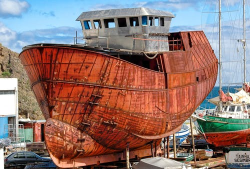 Безкоштовне стокове фото на тему «sesimbra, верфі, ковчег ноя, море»