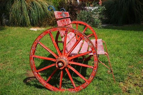 Imagine de stoc gratuită din bancă, de modă veche, din lemn, grădină