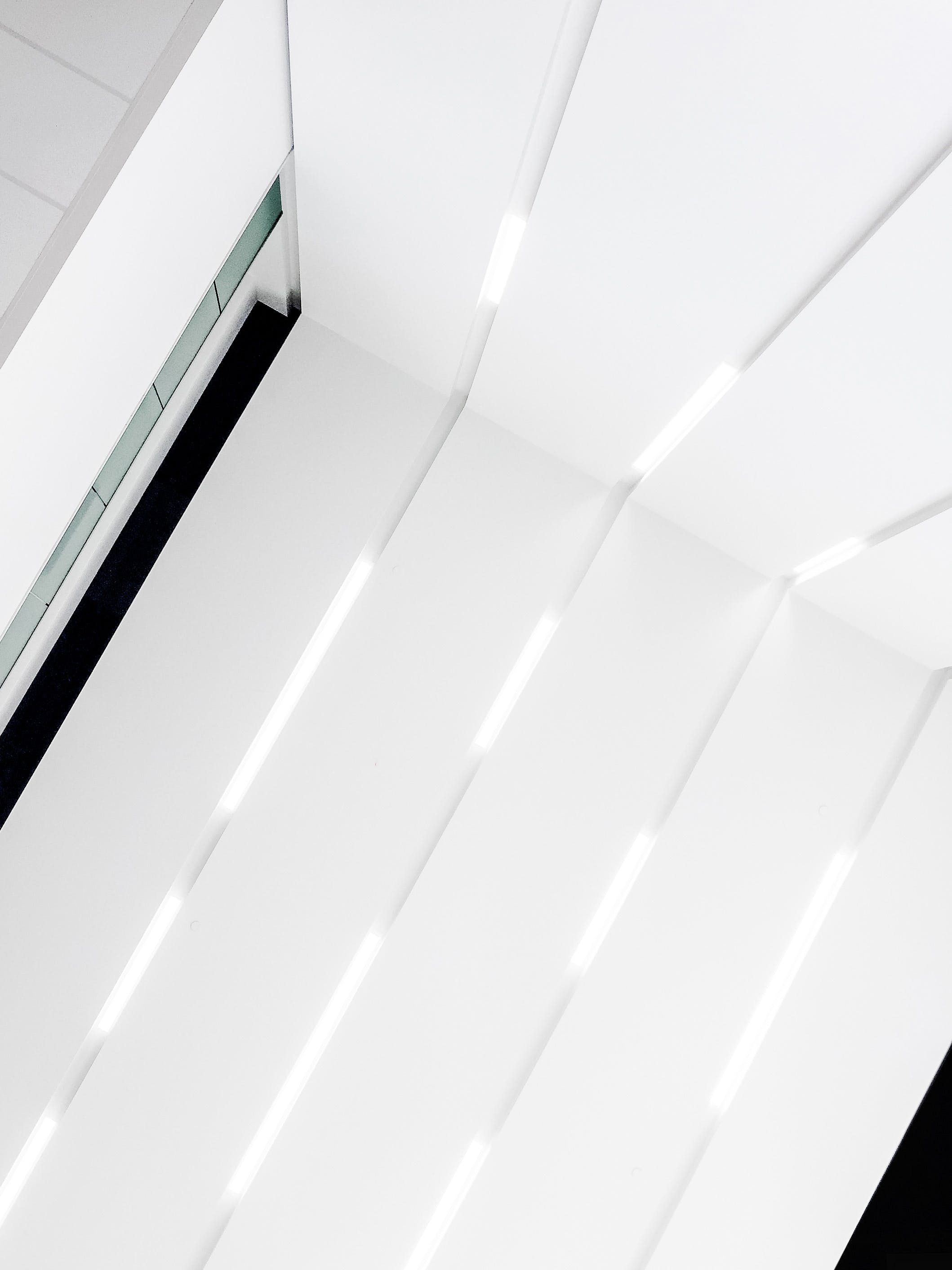 of abstract, architectural, atrium, building