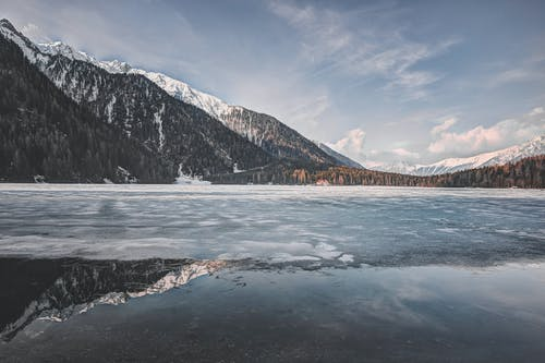 冬季, 冰, 冷, 凍結的 的 免费素材照片
