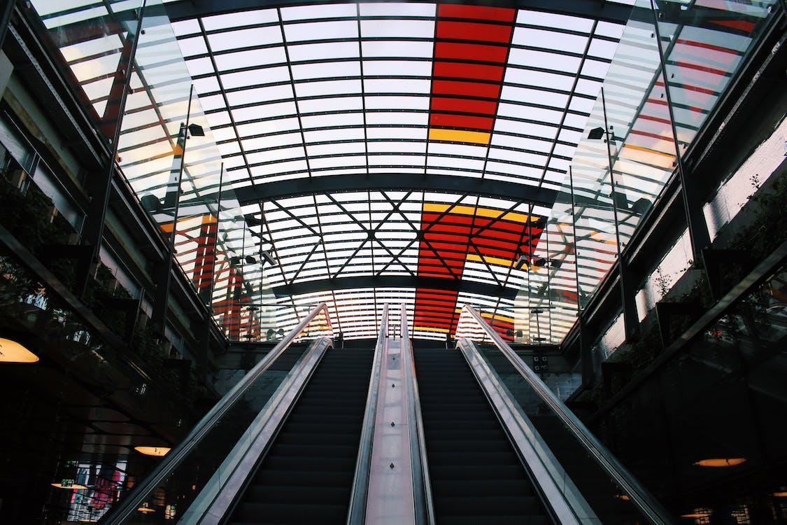 amsterdam, architektur, bahnhof