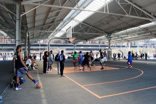 Free stock photo of basketball, basketball court, Basketball Hoop, basketball player
