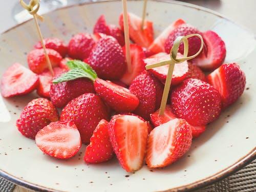 Fotos de stock gratuitas de baya, fresa, fresas, Fresco