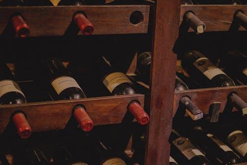 Photos gratuites de boire, bois, bouteille de vin, bouteilles de vin