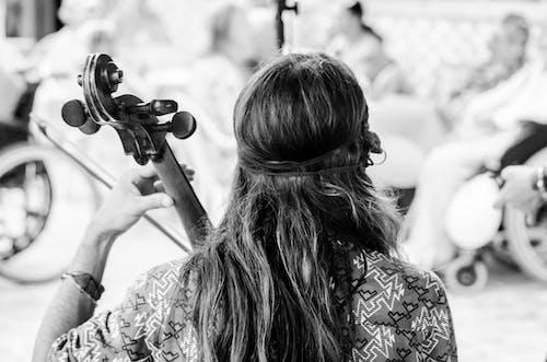 Základová fotografie zdarma na téma hudba, hudebník, píseň, ruce