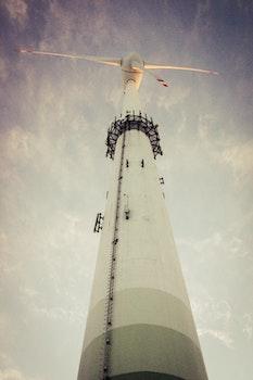 Free stock photo of wind, energy, renewable energy, wind generator