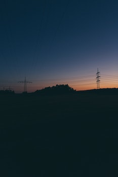 Free stock photo of energy, power lines, power station, electrical tower