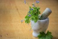 healthy, wood, flowers