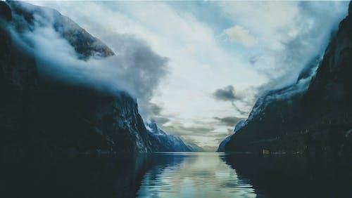 bulutlar, buz, buz tutmuş, buzlu içeren Ücretsiz stok fotoğraf