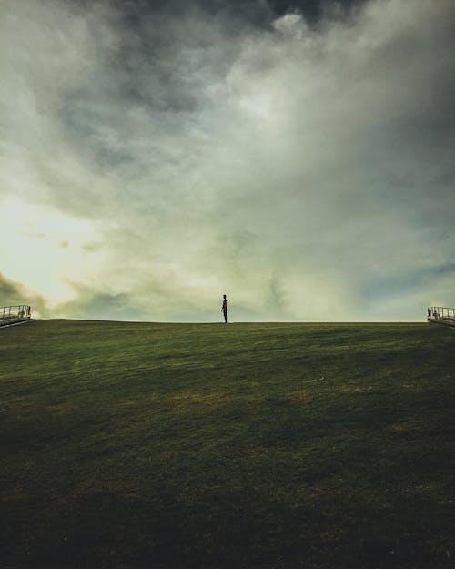 açık, alan, çayır, Çiftlik içeren Ücretsiz stok fotoğraf