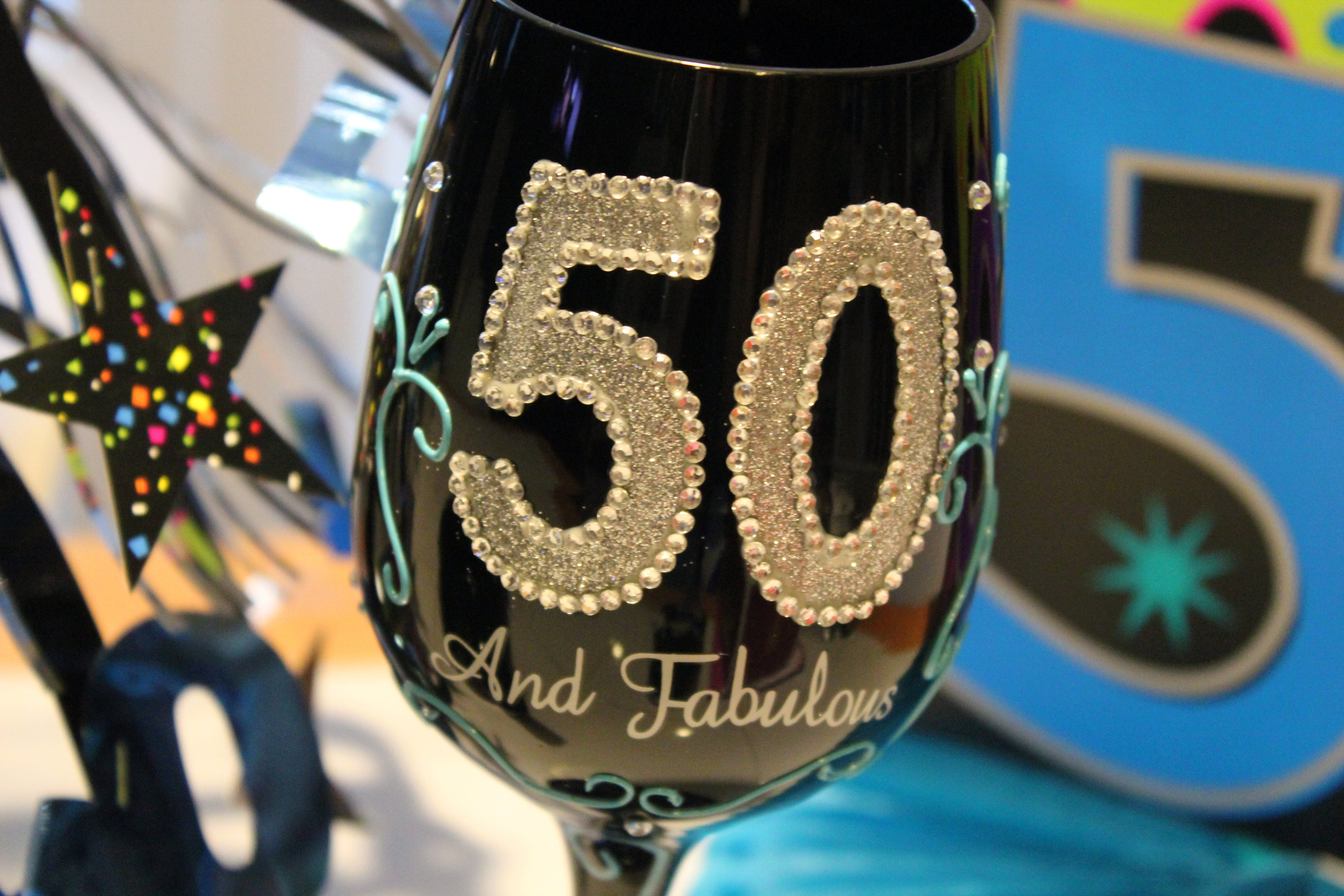 Free stock photo of 50th birthday