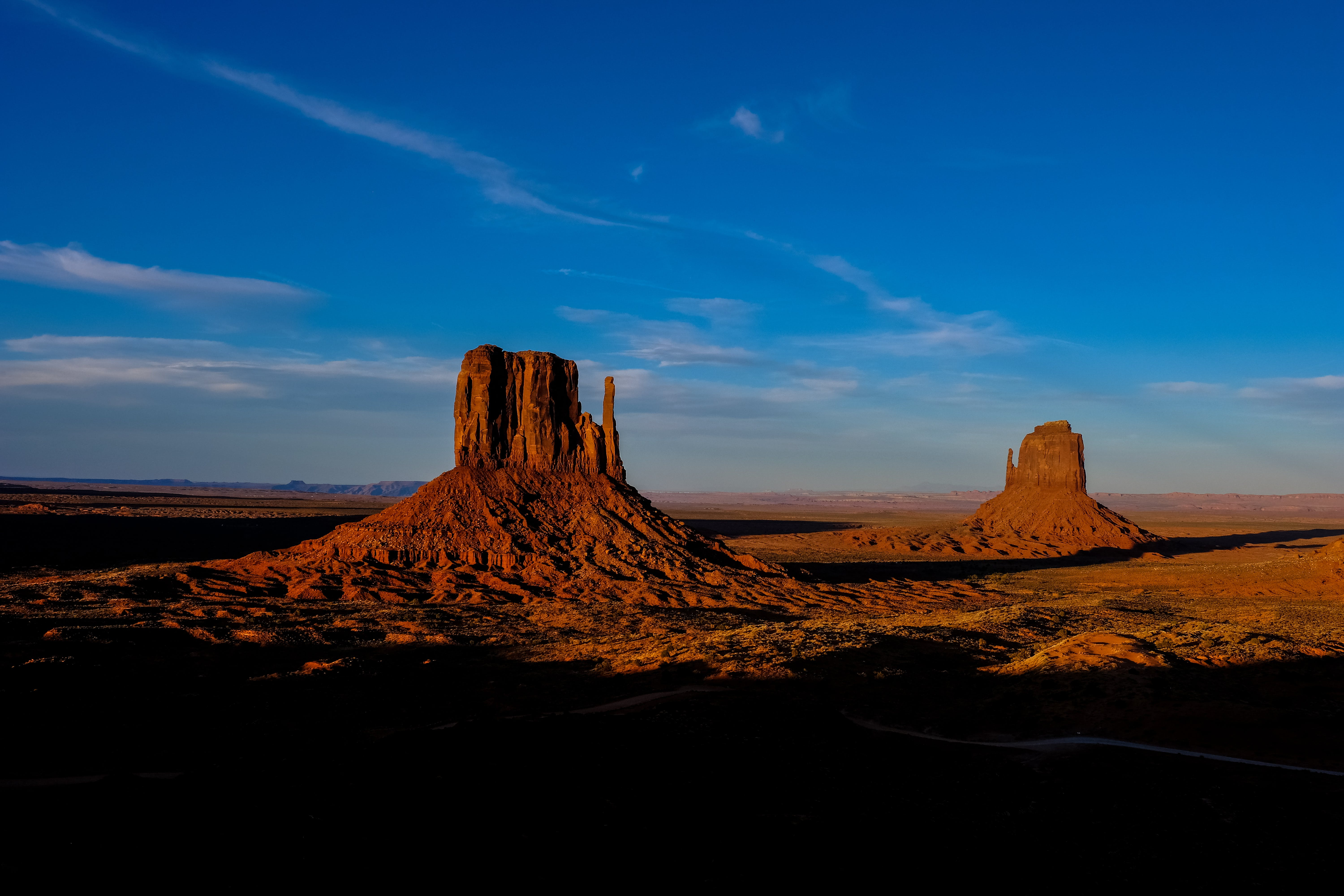 Photography of Rock Formations Under Blue Skies