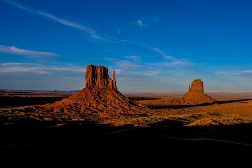 Photos gratuites de aride, aube, caillou, coucher de soleil