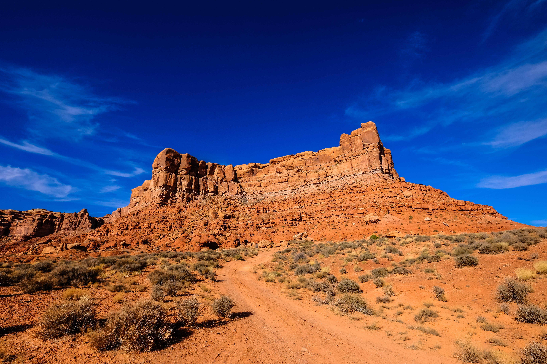 Kostenloses Stock Foto zu berg, fels, geologie, himmel