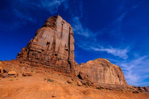 Бесплатное стоковое фото с геология, дневной свет, засушливый, пейзаж