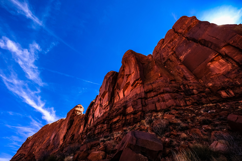 Kostenloses Stock Foto zu draußen, fels, geologie, landschaftlich