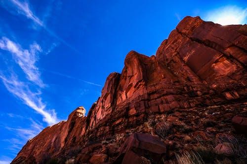 Бесплатное стоковое фото с геология, живописный, рок, скала
