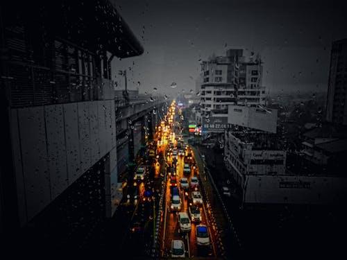 คลังภาพถ่ายฟรี ของ ernakulam, การจราจร, มืด, เกรละ