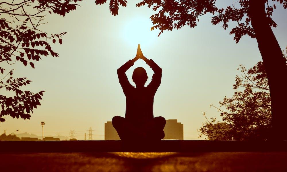 Meditation @pexels